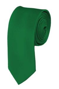 Skinny kelly green ties - Satin - Mens Neckties ...