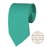 Extra Long mint green ties - Satin - Pre-Tied - Wholesale ...