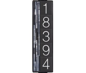 6″ x 30″ Aluminum 5