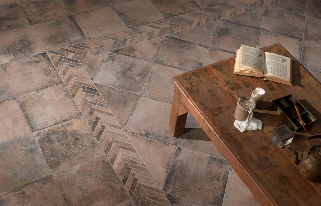 fs vintage cotto floor tile