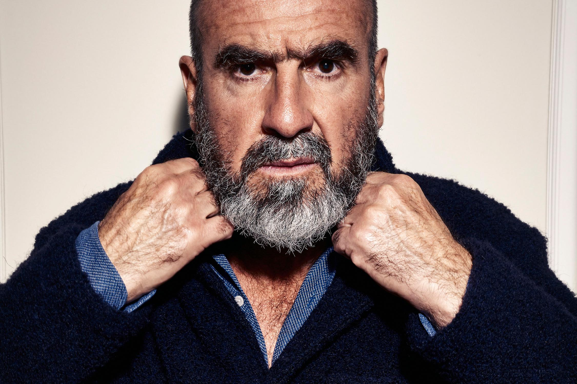 Eric cantona is the man who changed english football for all time and a. A Life In The Day Former Manchester United Star Eric Cantona On Singing At Breakfast And Keeping His Temper The Sunday Times Magazine The Sunday Times