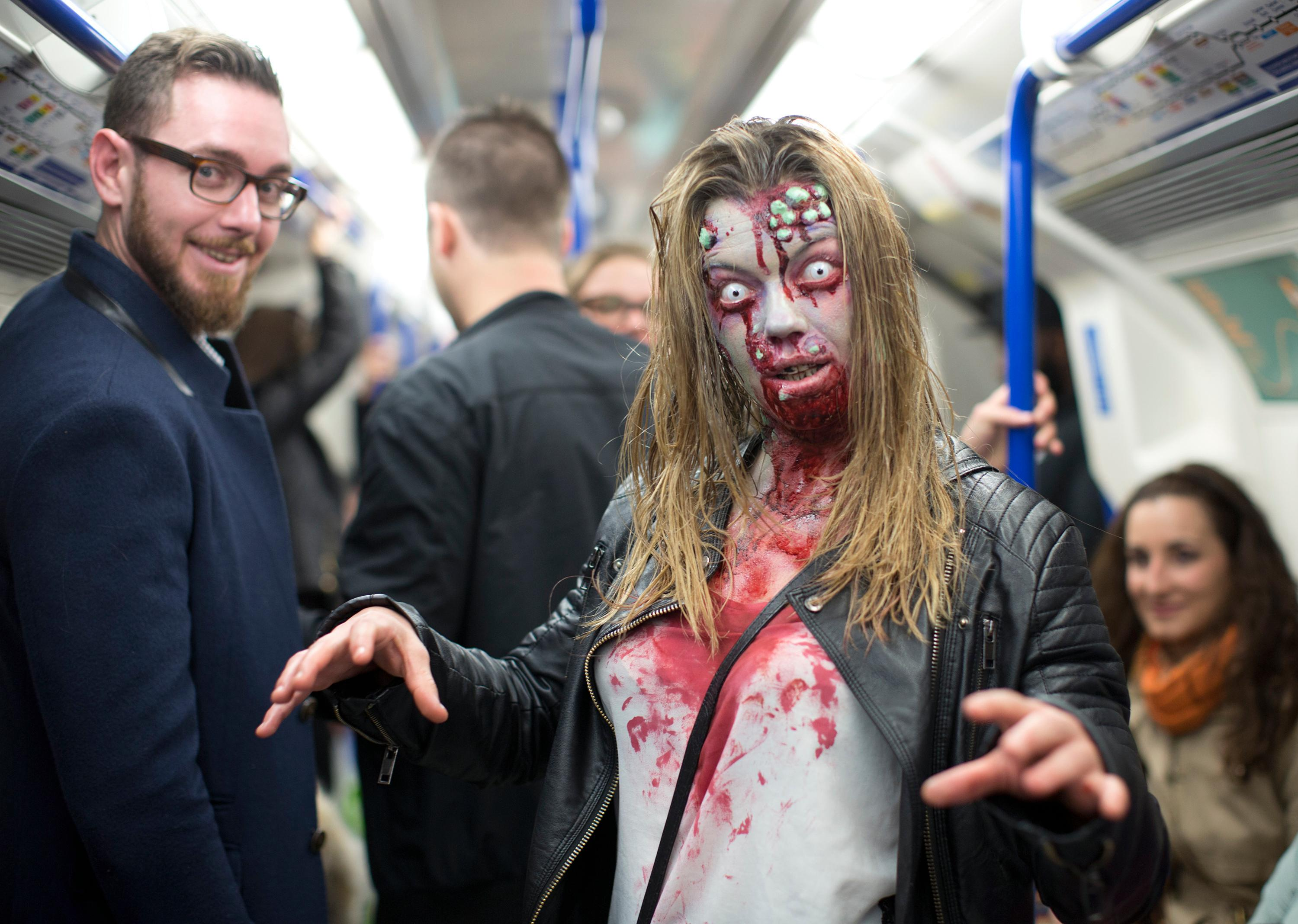 March Of The Zombies Slows Despite Weak Business Confidence Business The Times