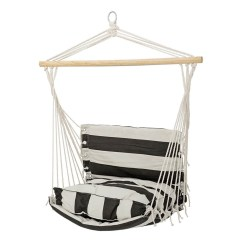 White Swing Chair Uk Sure Fit Covers Amazon The Freshest Garden Furniture Gardening Sunday Times This Summer Top Seats Striped Hammock From Danish Brand