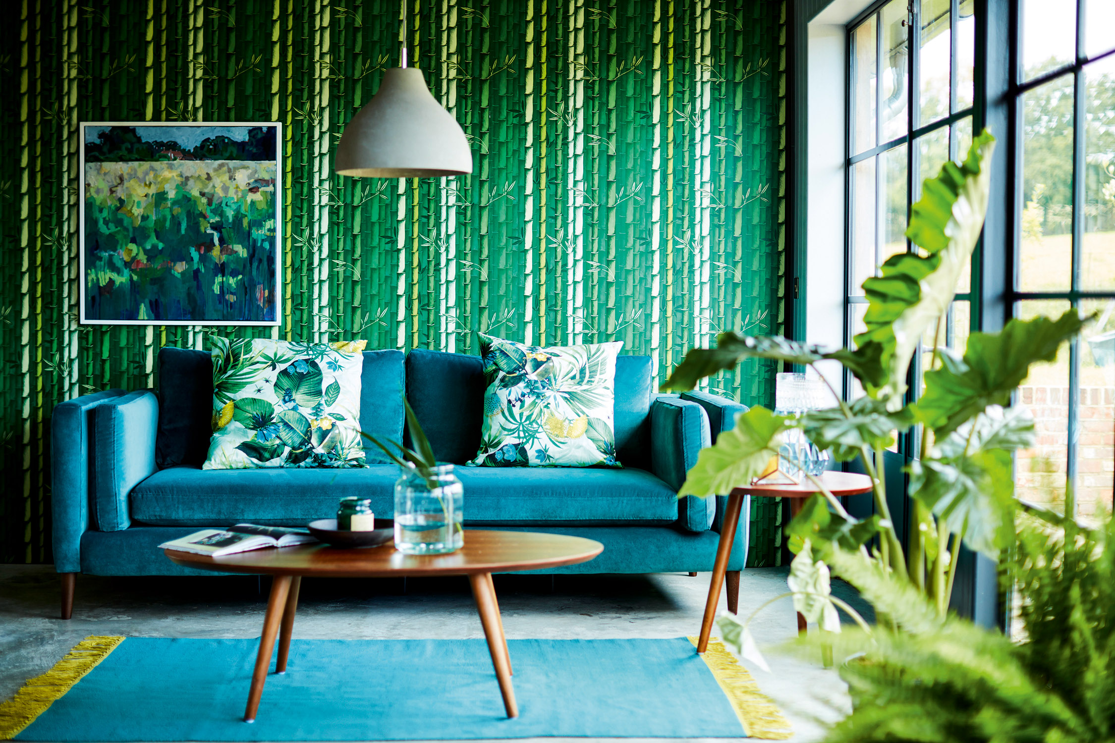 aqua sofa sales on sofas seven statement to inject some colour into your home eden large in luxe velvet 1 399 a palette of blues