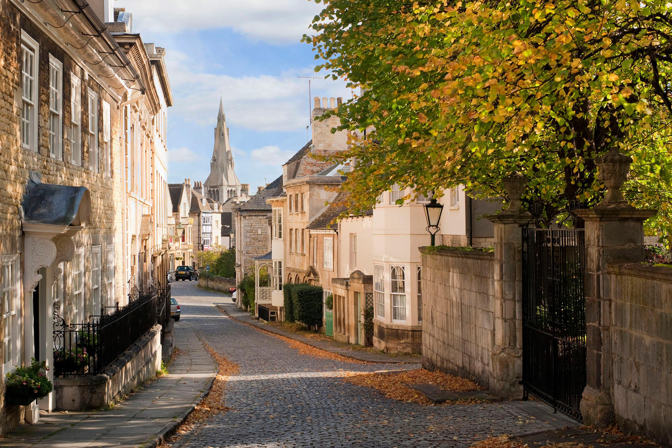 Stamford Lincolnshire – Best Places to Live in the UK ...