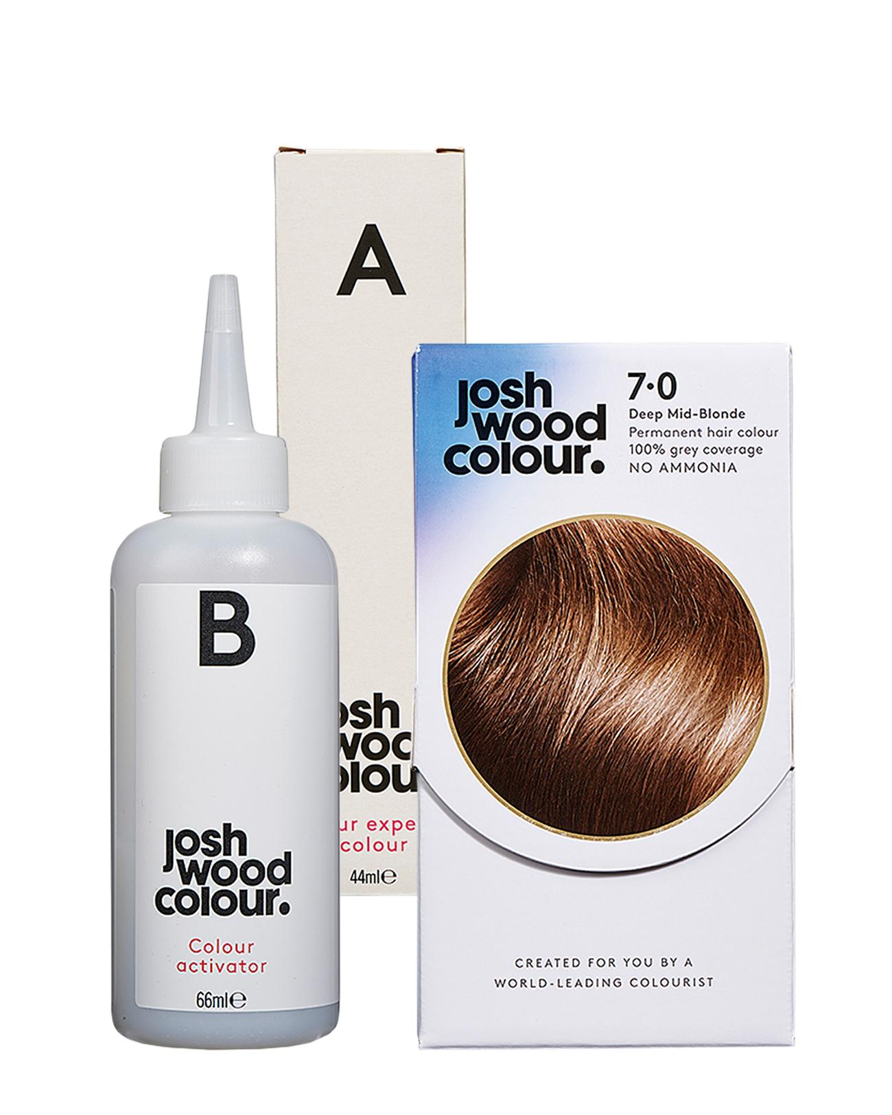 Kevin dutton also will the josh wood colour system change way you do your hair at rh thetimes