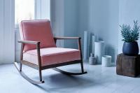 Upholstered in velvet, meet Arlo & Jacobs first rocking ...