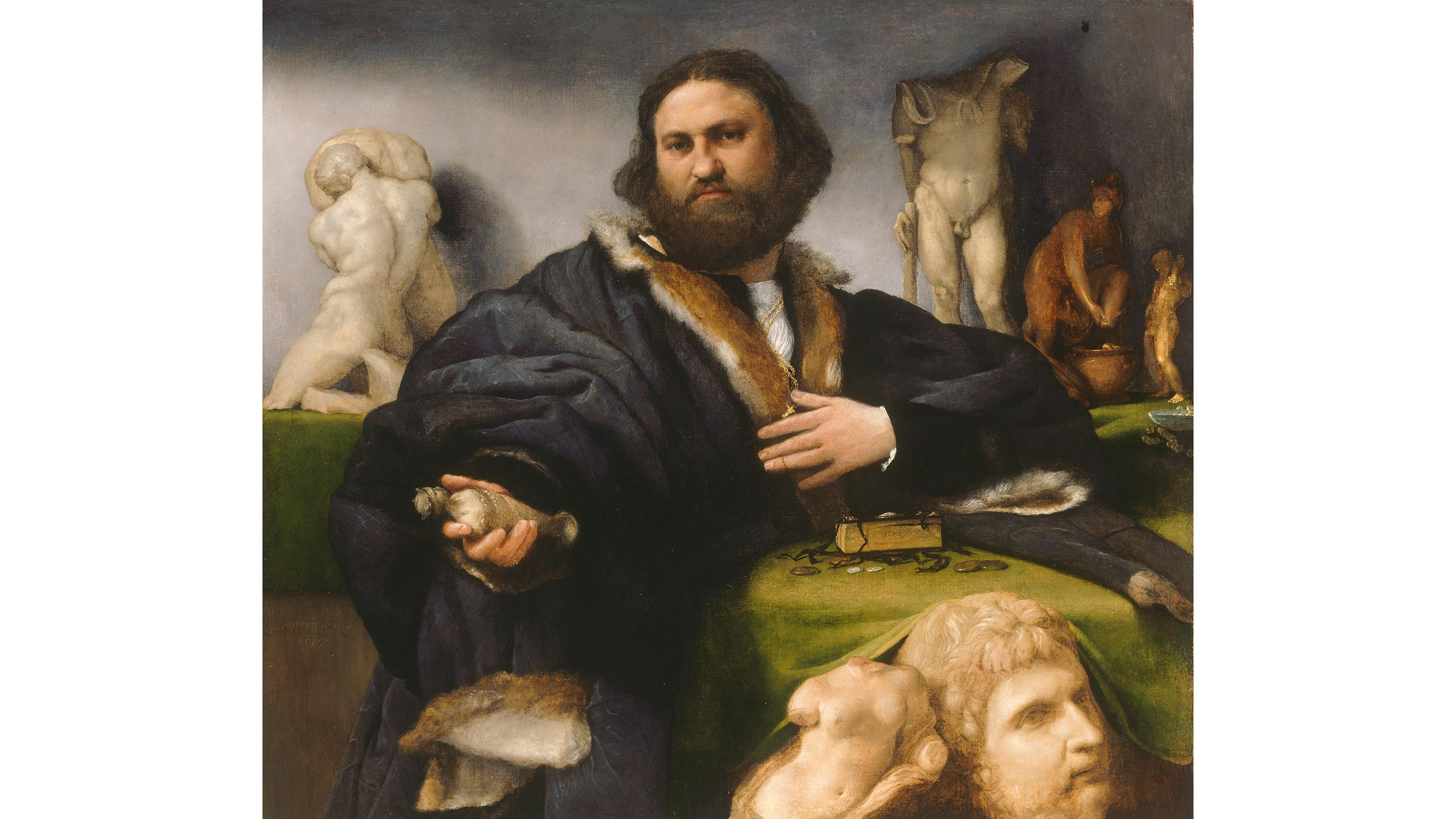 Art Lorenzo Lotto National William