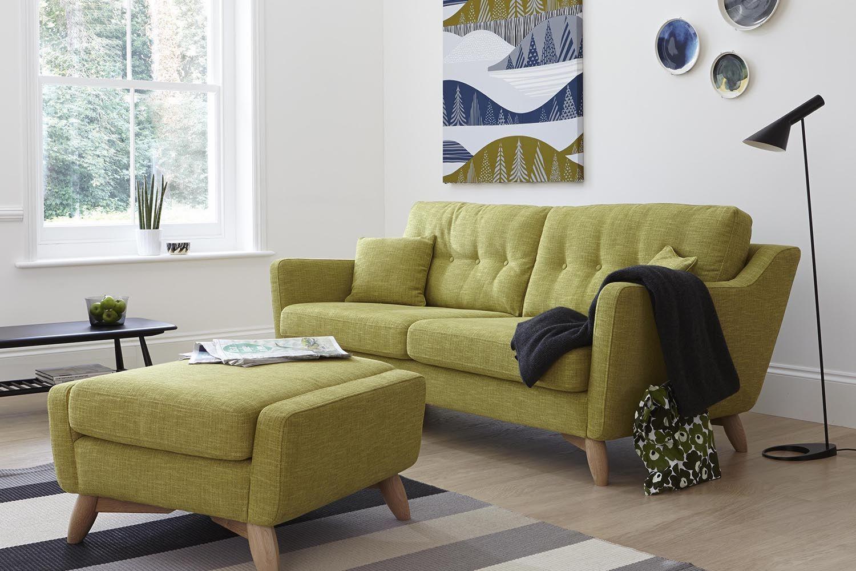 delta sofa debenhams floor singapore return to retro the sunday times ercol 8217 s cosenza range has vintage undertones deep button detailing
