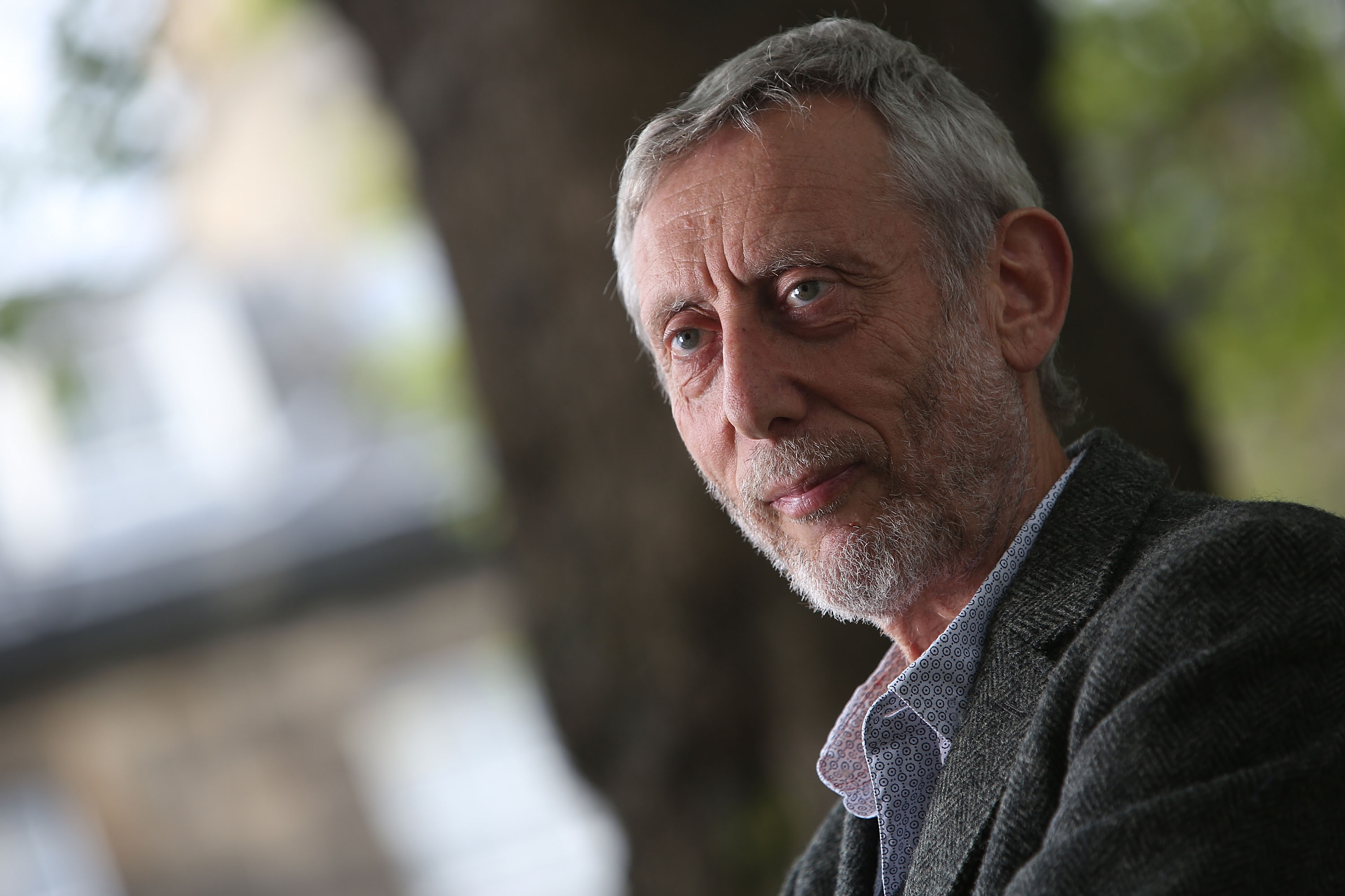 Poetry Is Being Ruined By Sats Says Michael Rosen Ex