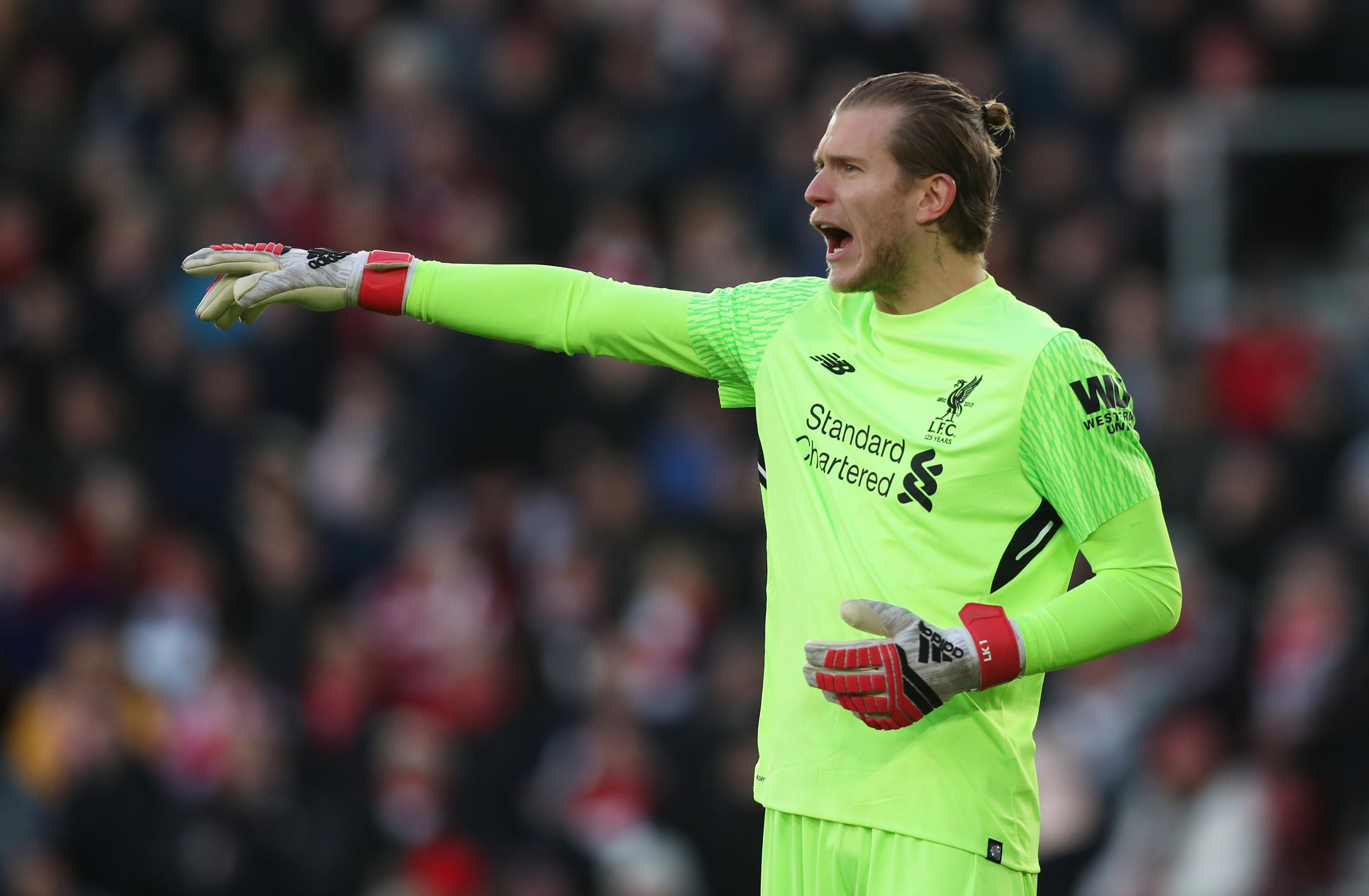 In Form Loris Karius Set To Keep Place As Simon Mignolet
