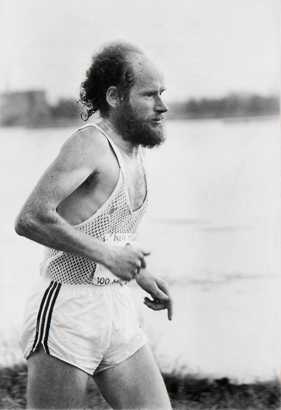 Don Ritchie ran his first marathon at the age of 21