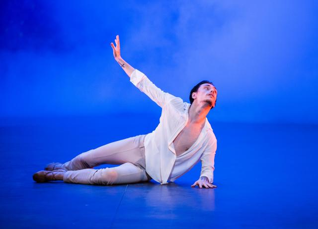 Sergei Polunin in Satori, the latest show from his Project Polunin