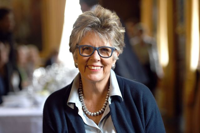 Prue Leith has been candid in the past about her sex life with her husband, John Playfair, 71