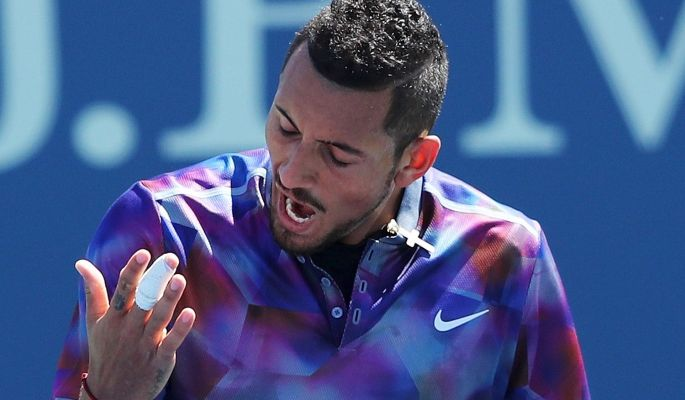 Stuart Fraser S Us Open Diary Nick Kyrgios Candid After