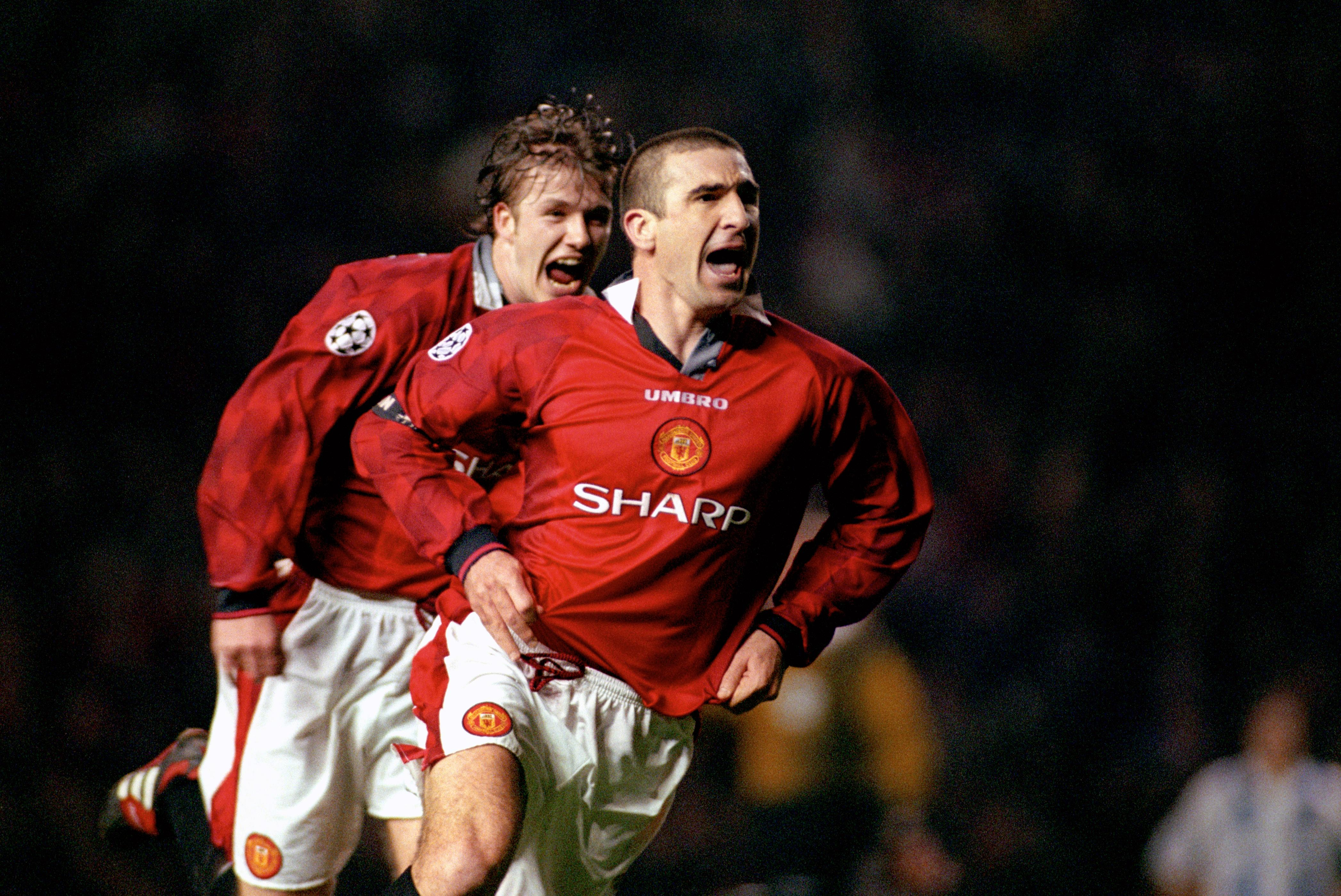 To say eric cantona was a manchester united great is an. I'd rather have Pep Guardiola as Manchester United boss ...