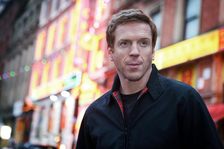 Damian Lewis, the most famous screen redhead since Shirley Temple