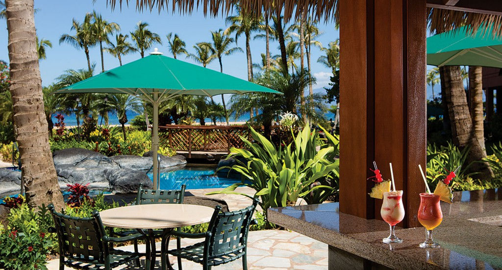 table chair rentals orlando small office chairs cheap maui vacation | condos marriott ocean club, lahaina & napili towers ...