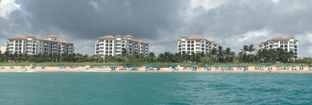 Savor gourmet french cuisine on an elegant patio overlooking the ocean. Marriott Ocean Pointe Marriott Resorts Timeshare Rentals Florida