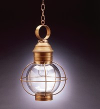 Round Onion Hanging Light
