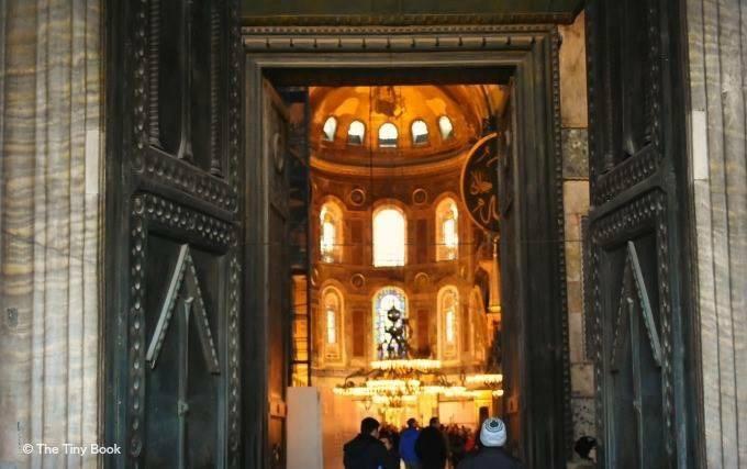 The Holy Soul of Istanbul: Entering Hagia Sophia