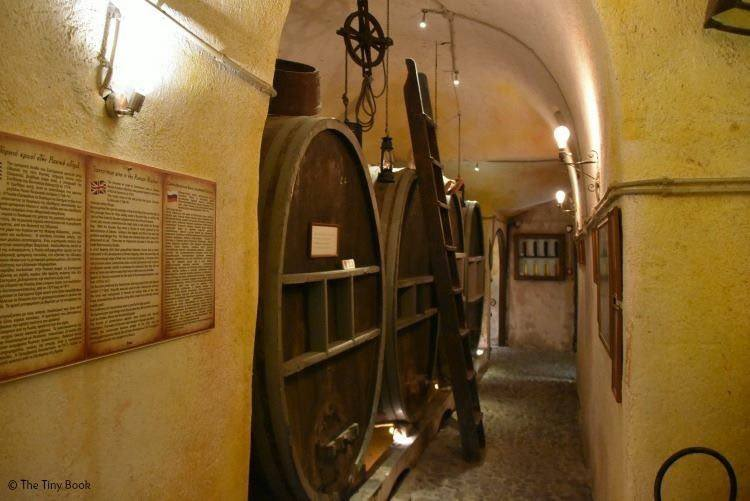 Koutsoyannopoulos Winery and Wine Museum, Santorini