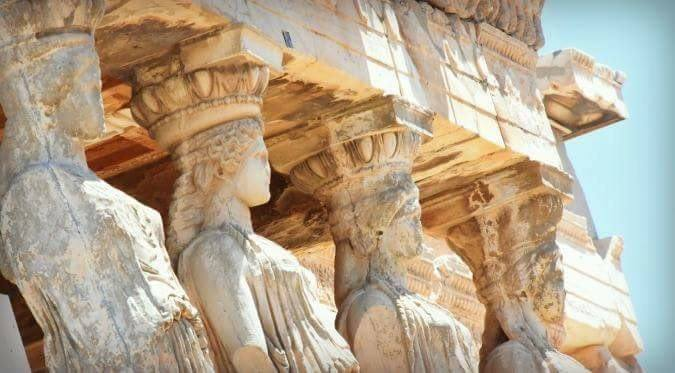 Athens Myhtological Tour: Walking Tour Ancient Athens