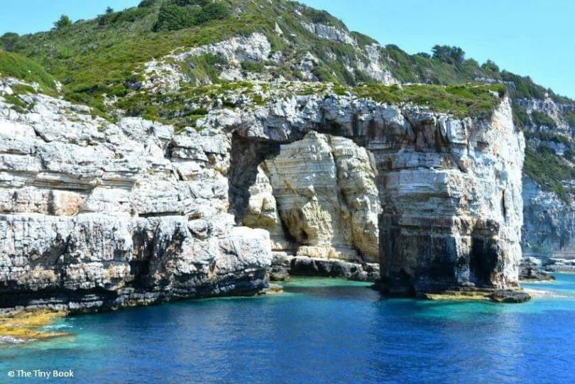 Sailing the Ionian with children: Paxos and Antipaxos.