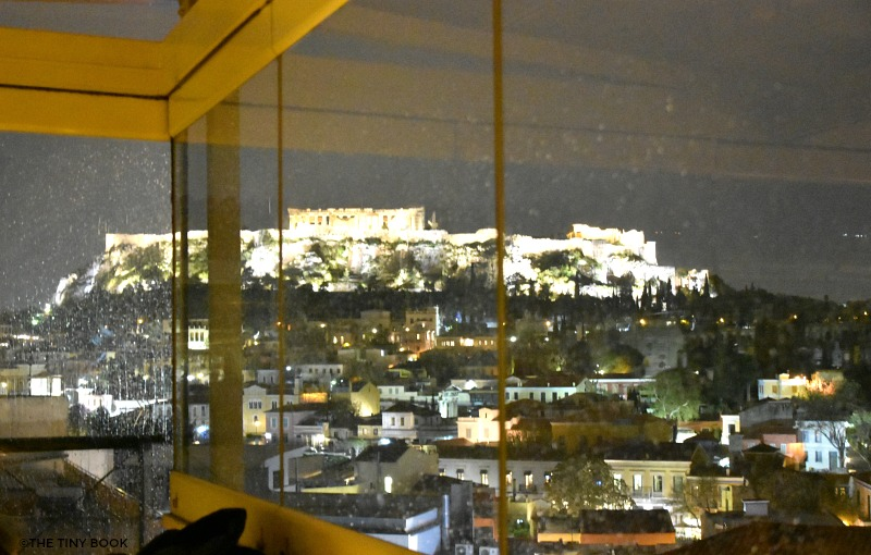 What to do in Athens by night