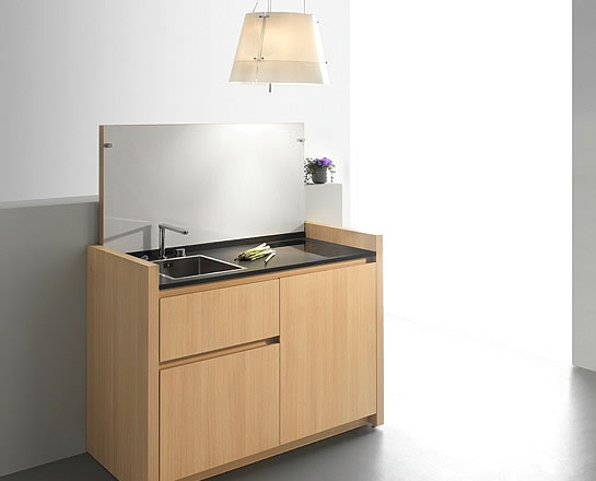 Compact Kitchenette  The Tiny Life