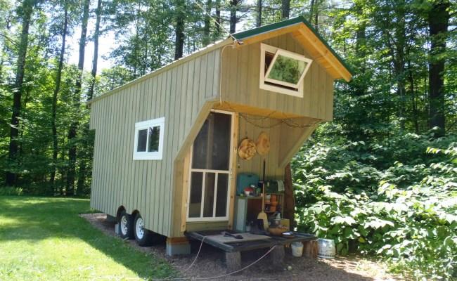 Vermont Tiny House The Tiny Life