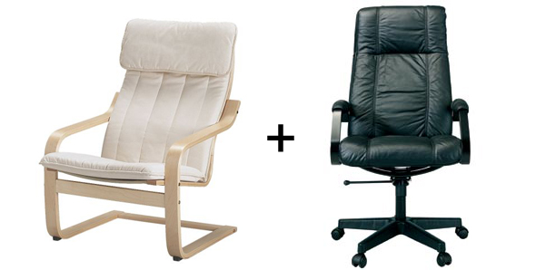 coolest desk chairs folding camp chair with side table one to rule them all