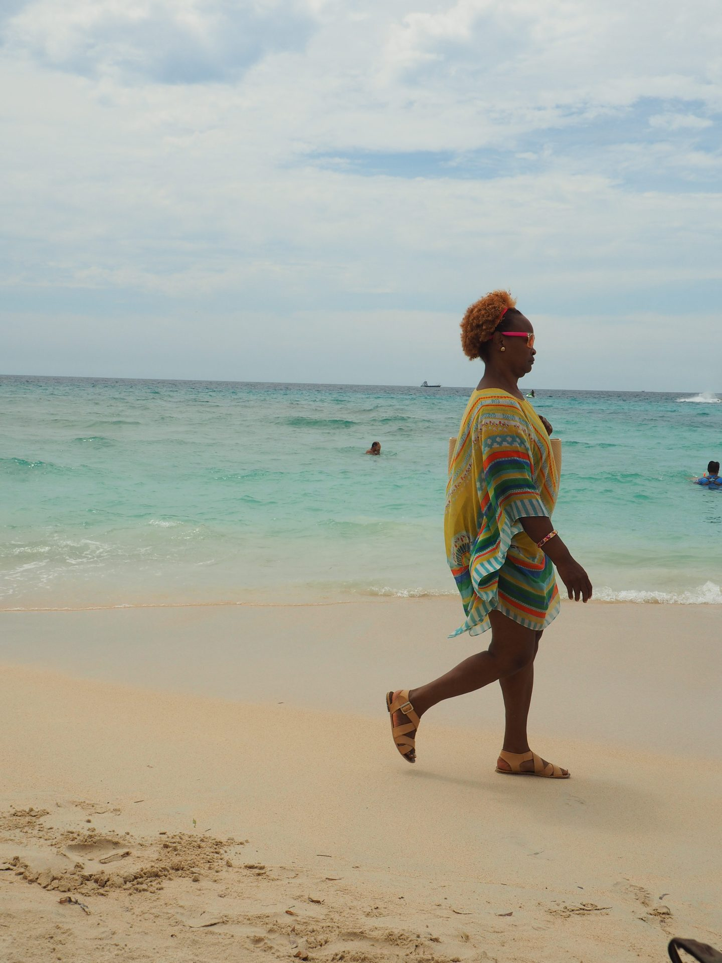 Playa Blanca In Cartagena; For The Beach Bums