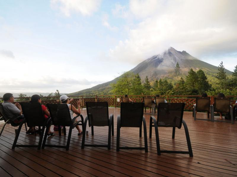 Photo copyright of Arenal Lodge & Observatory