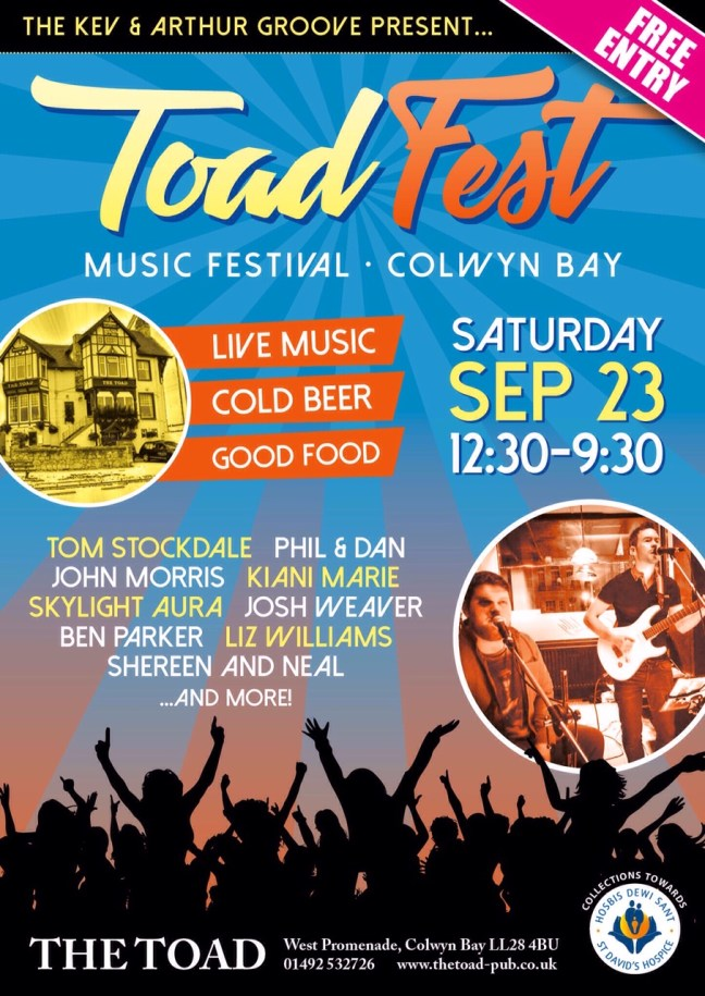 Toad Fest