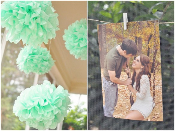 Hot Pink And Spring Green Fl Bridal Shower Games By Wasootch