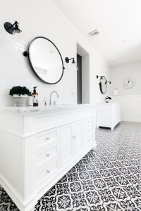 Master Bathroom Reveal: Our Home Remodel | The TomKat ...