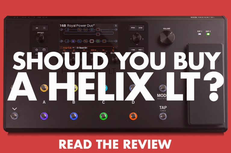 Should You Buy A Line 6 Helix LT? (Gear Review) | Tone