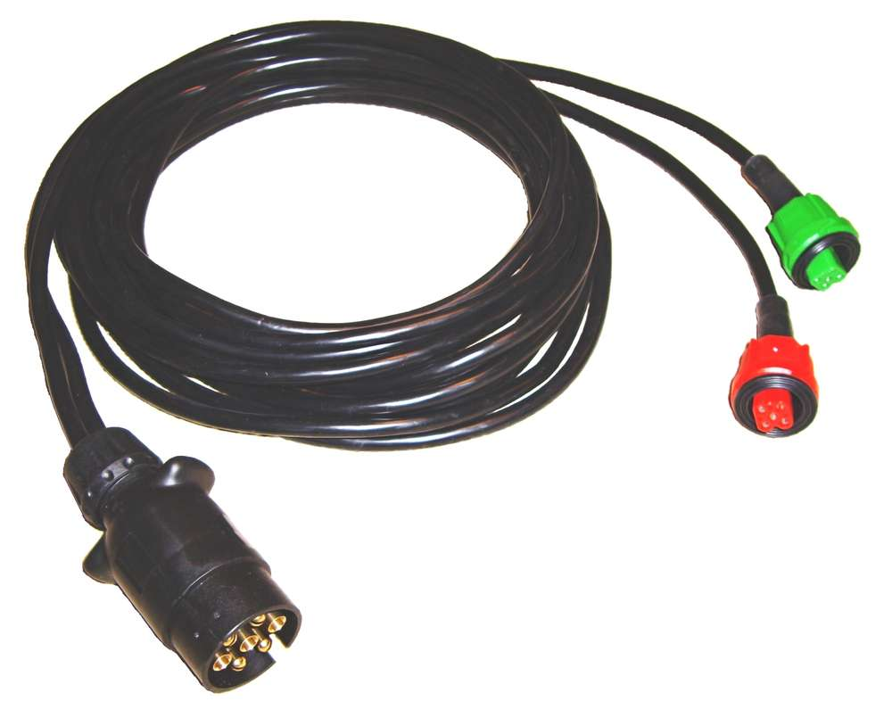 hight resolution of radex wiring harness with 7 pin plug