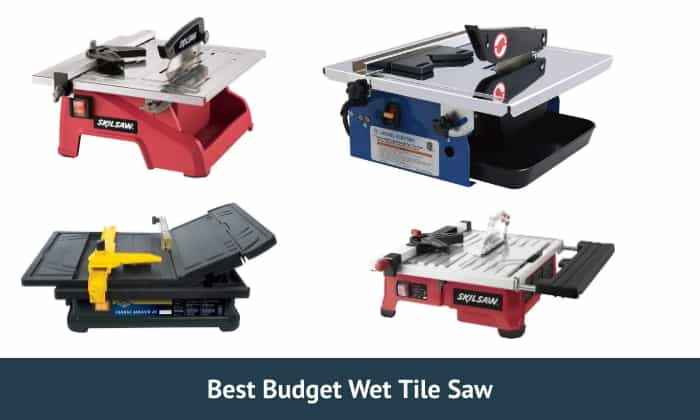 the best budget wet tile saw