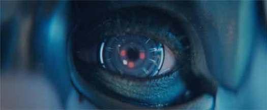 Airiam's eye