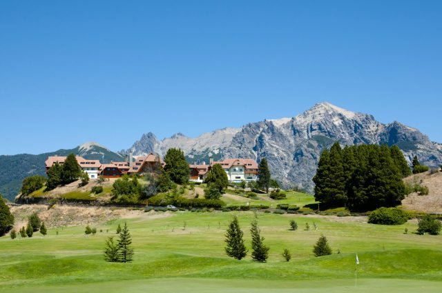 Llao Llao Hotel in Lake Nahuel Huapi, Bariloche