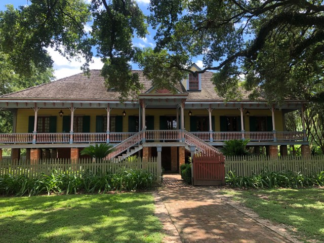 Laura Plantation - things to see in new orleans