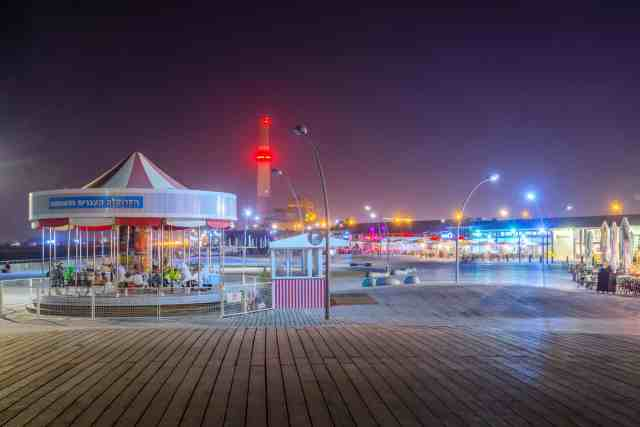 The revamped north port - tel aviv what to do, what to do tel aviv city