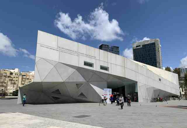 The museums are a tel aviv must see