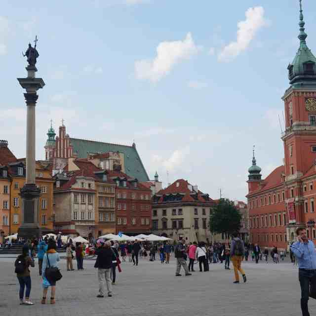 Top 10 sites in Warsaw, Poland