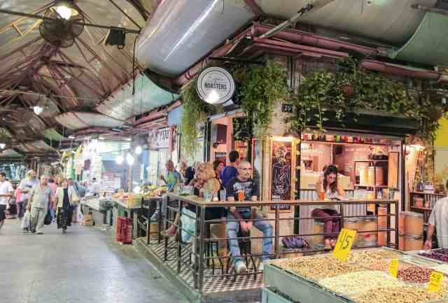 The streets of Machne Yehuda Market, Jerusalem, israel jerusalem, jerusalem in israel