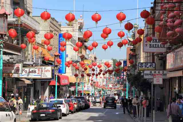 Chinatown - things for to do in san francisco and sf attractions