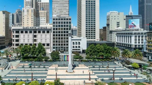 Union Square, San Francisco - things do san francisco and attractions at san francisco
