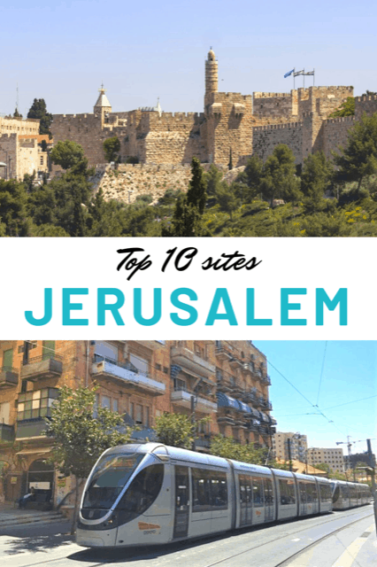 Top 10 sites in Jerusalem, What to do in Jerusalem, Travel Jerusalem, Sites of Jerusalem, Travel Israel, Best things to do in Jerusalem #Jerusalem #TravelIsrael #Israel #TheTopTenTraveler